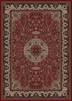 Concord Global Persian Classics Isfehan Rugs   Rugs Direct
