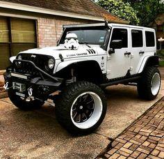 Storm trooper jeep