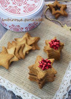 Kulinarne przygody Gatity: Chrupiące ciasteczka imbirowe