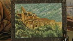 ΣχεδιαΖΩγραφίζω το παλιό μοναστήρι της Σικελιάς/Painting an old abandone... Watercolors, Watercolor Paintings, Tv, Water Colors, Television Set, Watercolour Paintings, Watercolor, Watercolor Art, Television