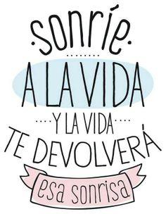 New Quotes Vida Feliz Mr Wonderful Ideas Mr Wonderful, Happy Holi, Motivational Phrases, Inspirational Quotes, Happy Week End, Foto Transfer, Spanish Quotes, Make Me Happy, I'm Happy
