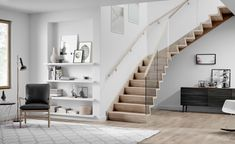 Chaos Group / Chaos Software official website - home - V-Ray® - award winning, production-ready rendering solutions Chaos Group, Stairs In Kitchen, 3d Architectural Visualization, Architecture, Interior Inspiration, Guest Room, Interior Design, Bedroom, Home Decor