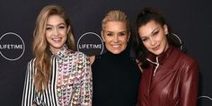 Yolanda Hadid Responded To A Fan Who Accused Bella And Gigi Of Getting Cosmetic Surgery Fashion Story, New Fashion, Fashion News, Selfie Lingerie, Shadow Photography, Victorias Secret Models, Cosmetic Dentistry, Gigi Hadid, Bella Hadid