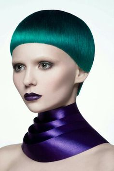 Laima Lux Goldwell' look at the perfect cut an color. Very skilled