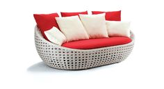 HomeSav product: A cozy stylish 2 seater lounge chair. Outdoor Sofa, Outdoor Furniture, Outdoor Decor, House Warming, Lounge, Design Inspiration, Easter, Cozy, Chair