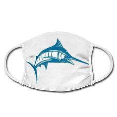 Geschenke Shop   Marlin - Gesichtsmaske Hai, Facial Masks