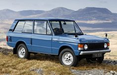 Jaguar Land Rover launches Land Rover Heritage at the Essen Techno Classica this month to support classic Land Rovers and Range Rovers with parts and events Range Rovers, Range Rover 1970, Range Rover Classic, Land Rover Car, Jaguar Land Rover, Land Rover Defender, 4x4, Offroad, Auto Union 1000