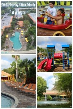 Check out our amazing stay at DoubleTree by Hilton Orlando at SeaWorld #sponsored