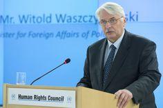 Polnischer Außenminister nennt Russland größere Bedrohung für Europa als Islamischer Staat - http://www.statusquo-news.de/polnischer-aussenminister-nennt-russland-groessere-bedrohung-fuer-europa-als-islamischer-staat/