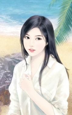 .Pin it BY bookvl blogspot - Worth to keep track of new genres and new boards. Chinese Drawings, Chinese Art, Chinese Painting, Korean Art, Asian Art, Art Chinois, China Girl, Beautiful Anime Girl, Woman Drawing