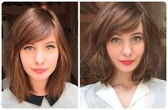 "Best Medium Hairstyles with Bangs for Women Are you looking for a trendy medium hairstyle with bangs? Today, let's look at great hairstyles with bangs for medium hair to inspire you for your next trip to the salon! Adding bangs to …""}, ""http_status"": . Medium Hair Cuts, Medium Hair Styles, Curly Hair Styles, Haircuts For Medium Length Hair With Bangs, Cute Shoulder Length Haircuts, Side Bangs Long Hair, Sholder Length Hair Styles, Shoulder Length Hair With Bangs, Bob Haircut With Bangs"