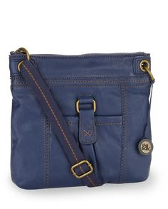 Why are purses so expensive?    Kendra Cross-Body Bag - Twilight