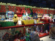 Jarrold's Christmas Toy Window