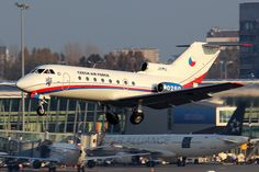 Yakovlev Yak-40 | Czech Air Force Fixed Wing Aircraft, Sukhoi, Jet Engine, Jets, Airplanes, Air Force, Aviation, Classic, Commercial Aircraft