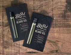 Big Red Beard Oil Sampler by BigRedBeardCombs on Etsy