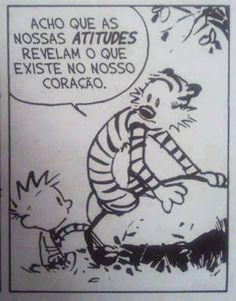 Calvin e Hobbes por Bill Watterson