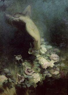 Les Fleurs du Sommeil by Achille Theodore Cesbron - MyStudios.com  f-l-e-u-r-d-e-l-y-s: