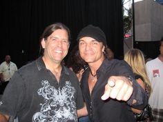 Scorpions Matthias and Me....