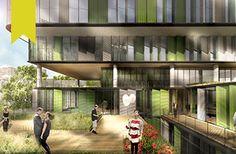 Urban Recycle Architecture Studio