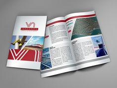 Venice Nova on Behance by Endea #magazine #inspiration #brochure #cataloghi