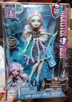 monster high haunted rochelle - Google Search