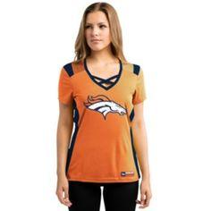 Women's Majestic Denver Broncos Draft Me Tee