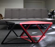 A deserving winner of the 2011 red dot design concept award, the X Plus table was conceived as a functional sculpture for contemporary living spaces. To achieve the shape, three triangular areas are cut from a single sheet of stainless steel, the sheet is bent into form and the two end points are welded together. The result is a modular object composed of two X shapes that works independently or arranged in a series. In a variety of hues and finishes, the table is adaptable to almost any…