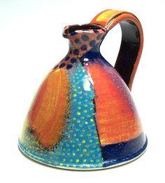 Ceramics by John Pollex at Studiopottery.co.uk - Teapot