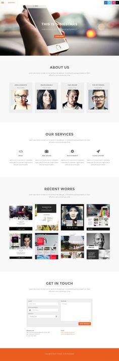 Titan Responsive Gallery and Portfolio Weekly Web Design