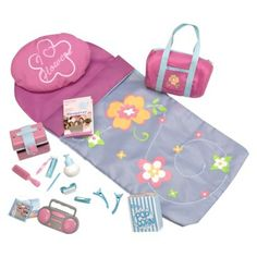 $12.99 Our Generation Slumber Party Accessory Set