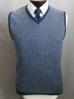 Mens Sweater Vest Medium | Mens sweater vest, Nice and Customer ...