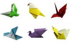 Origami Birds Fun