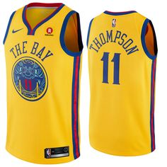 080396f03ef Golden State Warriors Nike Dri-FIT Men s Chinese Heritage  The Bay  Kevin  Durant  35 City Edition Swingman Jersey - Indigo