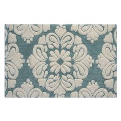 Medallion Cotton Tufted Non-skid Bath Rug (Set of 2) - Overstock™ Shopping - The Best Prices on Bath Rugs