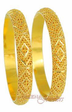 Gold Bangles Designs - http://www.inspirationsofcardiff.com/gold-bangles-designs/