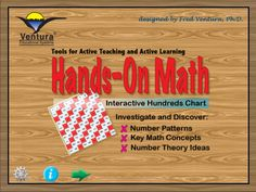 iintegratetechnology: National Library of Virtual Manipulatives and MORE
