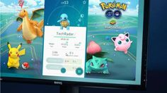 Editor's pick: Download BlueStacks App Player to play Pokémon Go on Windows -> http://www.techradar.com/1326452  Play Pokémon Go on Windows  Play Pokémon Go on Windows with BlueStacks  BlueStacks simulates an Android smartphone on your Windows PC enabling you to play mobile games on your desktop - including Pokémon Go. You don't even need to leave your desk.  Before we get started remember that the game's developer Niantic is cracking down on apps that let you play Pokémon Go in non-standard…