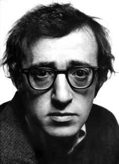 Woody Allen ©Philippe Halsman