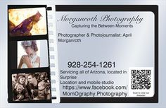 New Large window cling for my vehicles. Morganroth Photography