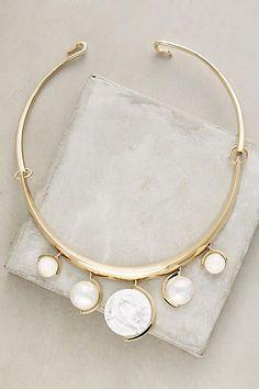 Sarah Magid Blanca Collar Necklace