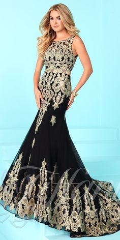 c4f421c42ea1 Stunning Lace Applique Mermaid Dress. Tiffany DressesElegant DressesCute DressesFormal  DressesProm ...