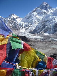 Everest Base Camp- it's on the list!