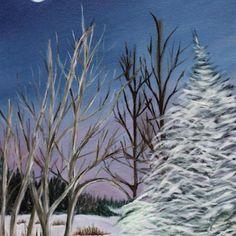 Voir l'image grand format Oil On Canvas, Plants, Image, Landscapes, Plant, Planets