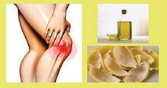Você sofre com dor nas articulações? Pare de sofrer com esta receita com casca de limão | Cura pela Natureza