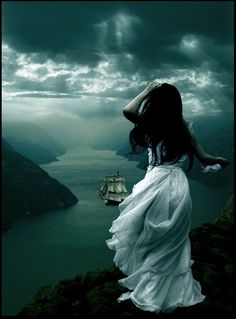 She watched as they left, never to return again. The past eighteen years of her life on that pirate ship flashed before her eyes and felt a little pity they would never change, or so she thought...