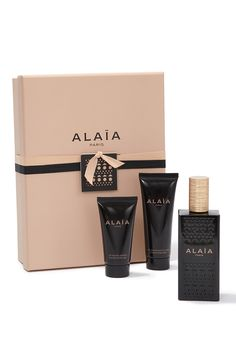 Have you picked up the #Alaia holiday gift set for her yet? #SaksHoliday