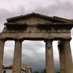 Greek Ruins - Athens, Greece