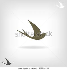 Find bird logo stock images in HD and millions of other royalty-free stock photos, illustrations and vectors in the Shutterstock collection. Thousands of new, high-quality pictures added every day. Swift Bird, Bird Logos, Travel Logo, Logo Images, Swallow, Art Logo, Royalty Free Stock Photos, Logo Design, Symbols