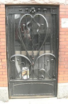Art Nouveau doorway, Boston