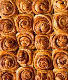 Cinnamon Rolls Recipe